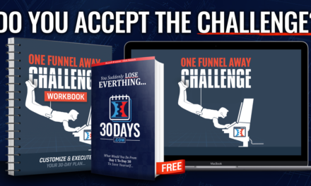 The One Funnel Away Challenge is BACK!